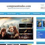 Compraentradas.com: Comprar entradas de películas en cine Online