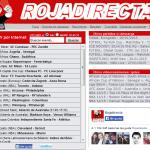 Rojadirecta: Ver retransmisiones deportivas online