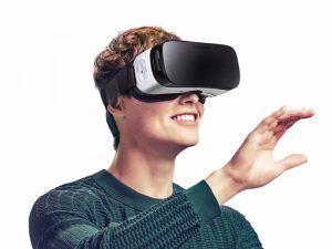 Gear VR de samsung para vídeos porno
