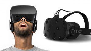HTC Vive gafas realidad virtual para el porno
