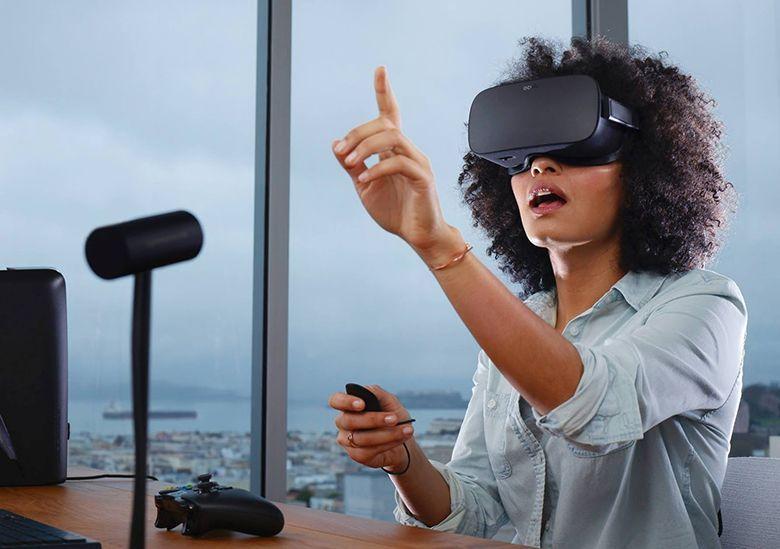 Oculus rift porno