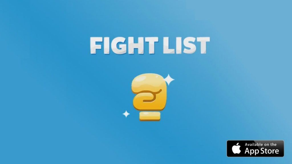 Fight List en espàñol