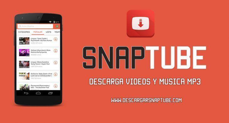¿Qué app se puede usar para descargar videos de YouTube?