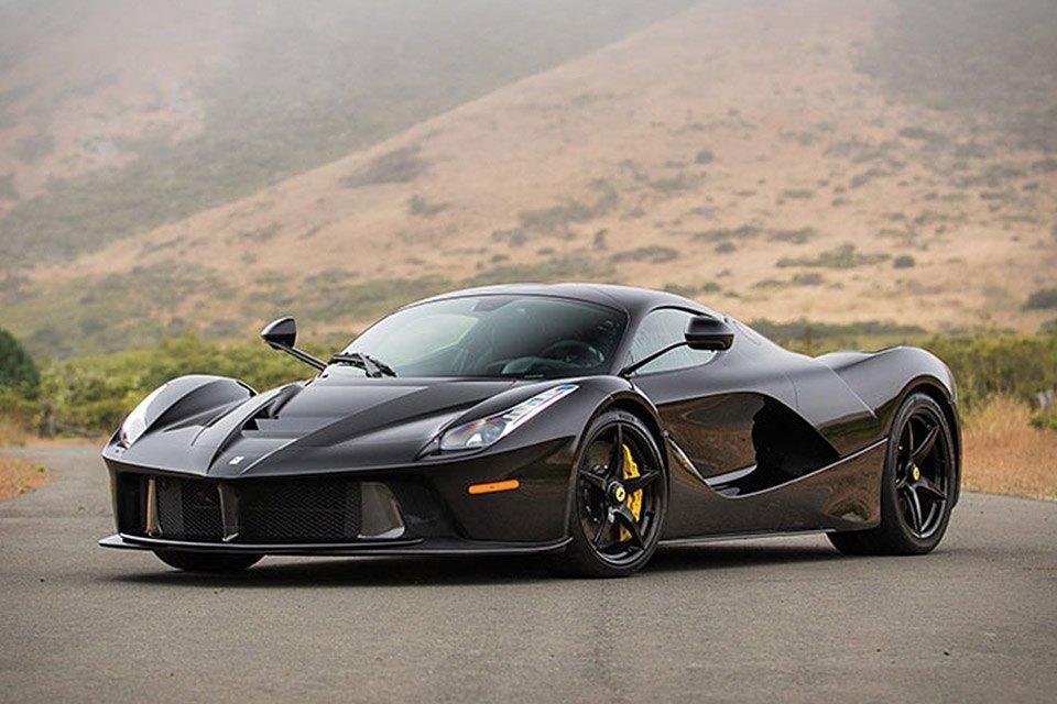 Ferrari LaFerrari autos eléctricos