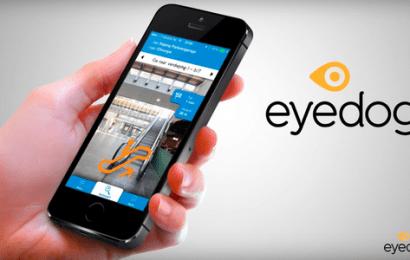 eyedog aplicación
